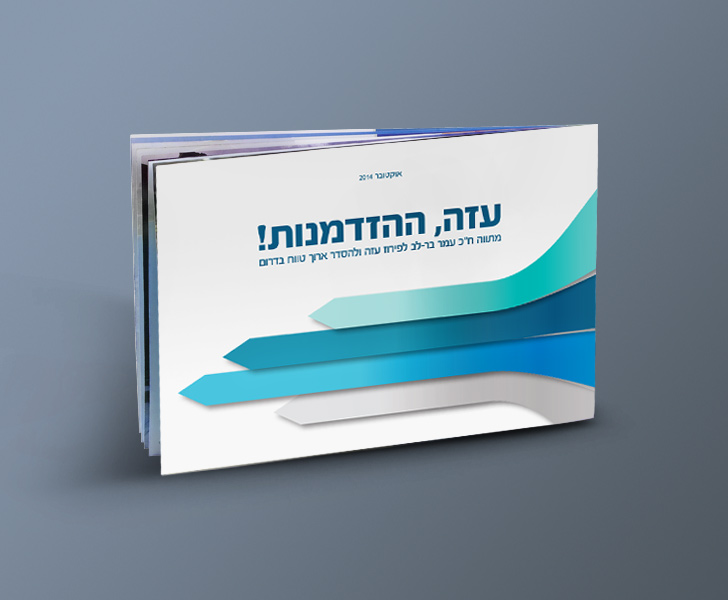 booklet design